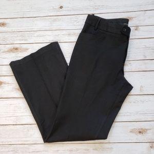BANANA REPUBLIC Black Martin Fit Trousers Pants 14